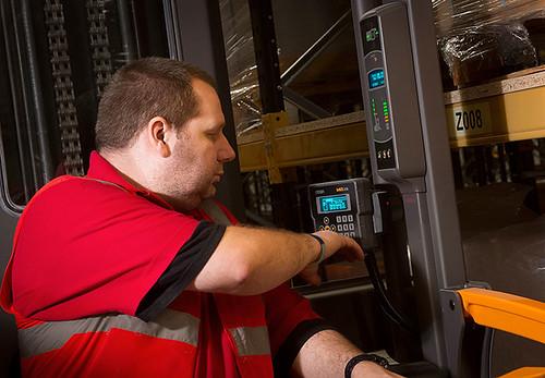 InfoLink® Forklift Fleet Management