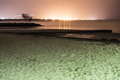 Fishermans Island Aglow