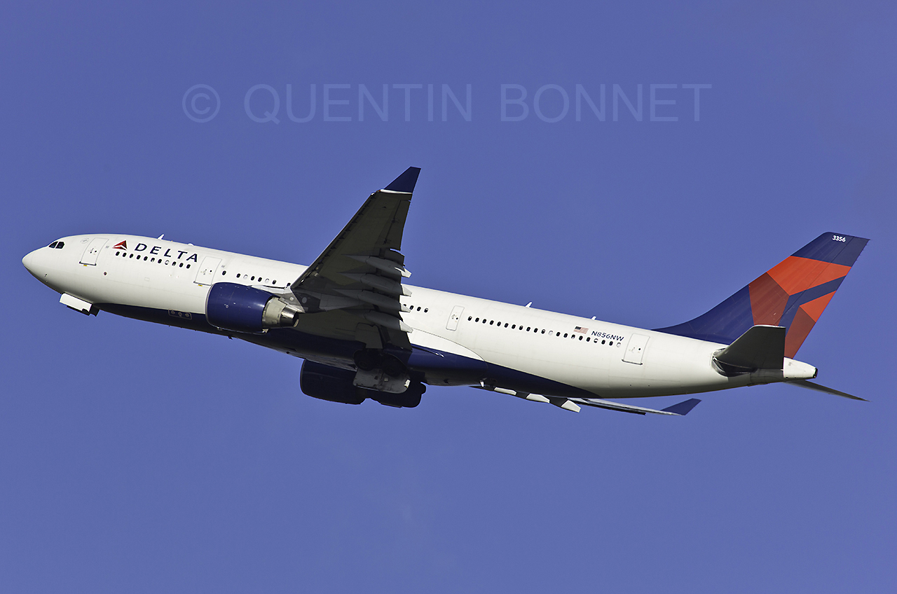 Delta Air Lines Airbus A330-223 N856NW