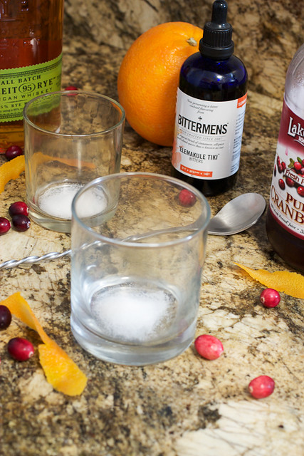 Cranberry Old Fashioned | Explore LittleRedKitchen's photos ...