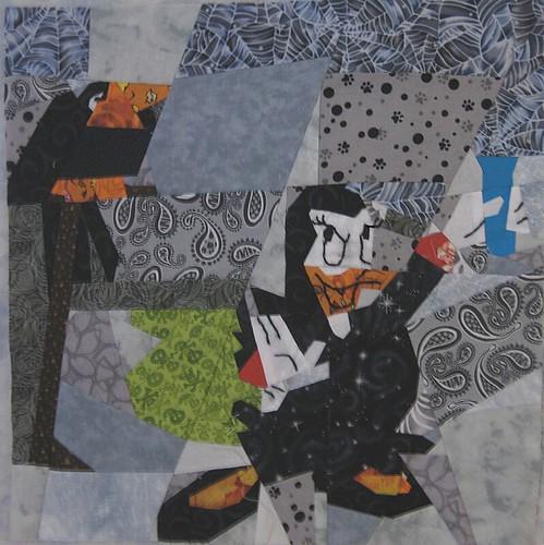 Quilt&Stitch-TestAlong - Magica De Spell (Amelia)