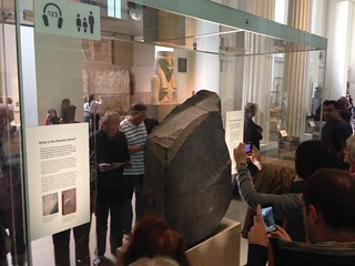 Rosetta Stone (the real one)