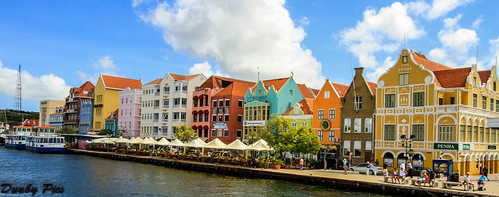 ocean city sea hot netherlands colors dutch photo flickr capital pic curacao caribbean willemstad antilles