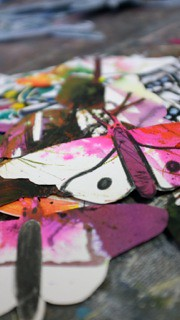 ink butterfly