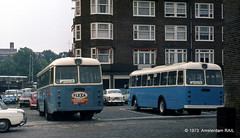 """Utrechtse """"Duikboten"""" duiken op in Amsterdam (1973)"""