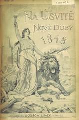 Image taken from page 915 of 'Na úsvitě nové doby. Dějiny roku 1848. v zemích českých. [With illustrations, including portraits and facsimiles.]'