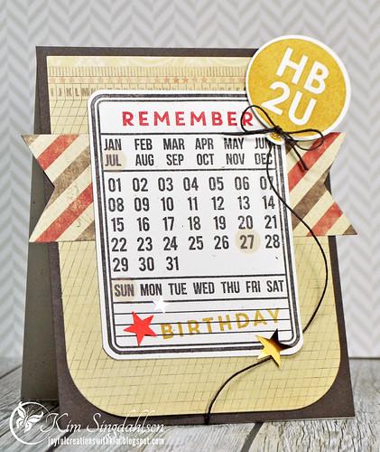 Remember HB2U