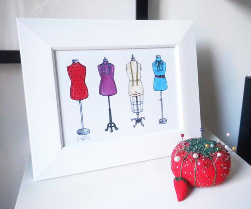 Joanna Baker - Dressforms