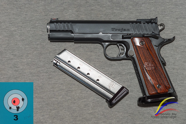 New STI Trojan - 1911 Forum