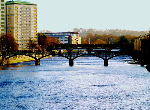 Bridges of Ayr, Scotland