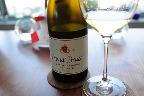 2004 David Bruce Santa Cruz Mountains Chardonnay
