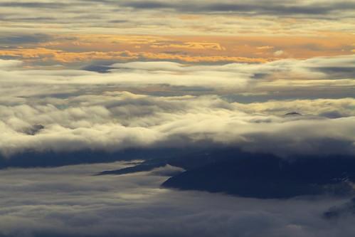 Ribollire delle nuvole. by Claudio61 una foto ferma un ricordo nel tempo