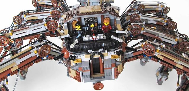 Tarantula Cockpit