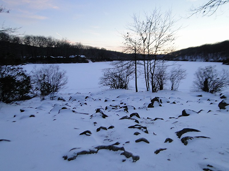 Kanawauke Lake  Harriman Park  Appalachians   NY50 22jr14_348