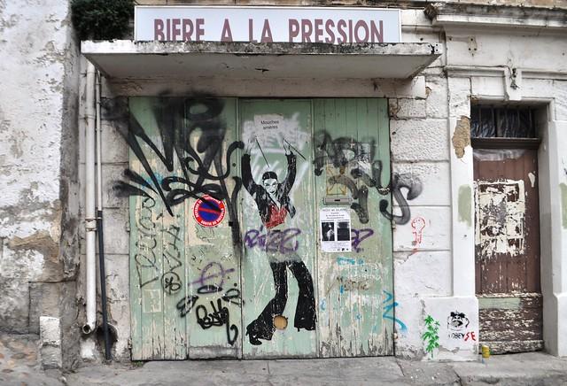 Street Art, Arles, France, Sept. 2013