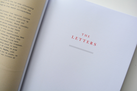coffee table book letters of note is this real life