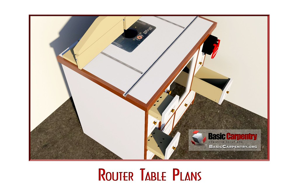 Custom router table plans free download for Free online table planner