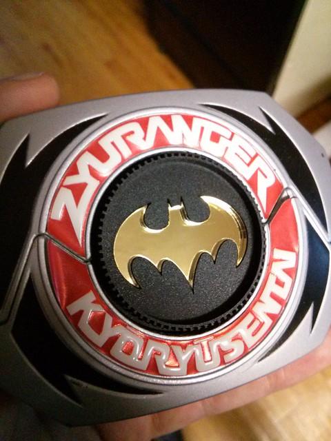 Custom Power Ranger Legacy Morpher Coins