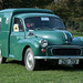 ZIU 713 Morris Quarter Ton Van by Irish251