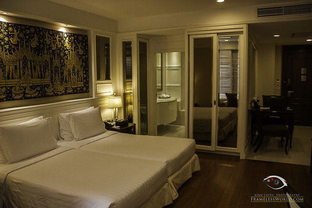 Grande Centrepoint Hotel Ratchadamri