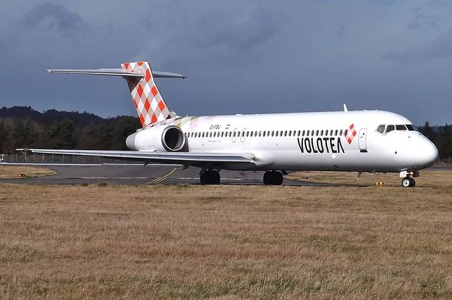 EI-FBJ Boeing 717 Volotea