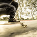 Skateboarding by Laurent_Imagery