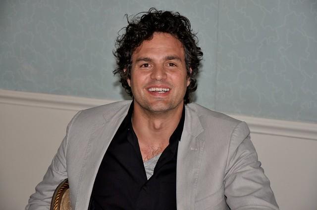 Header of Mark Ruffalo