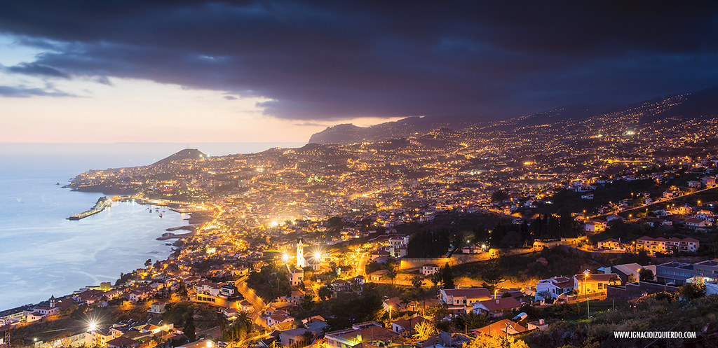 Funchal Sunset 03