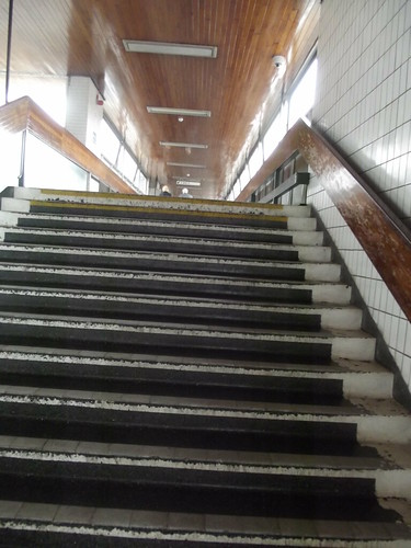Hartholz Schritte