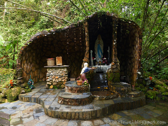 Mount Singai CMPC Mary's Grotto