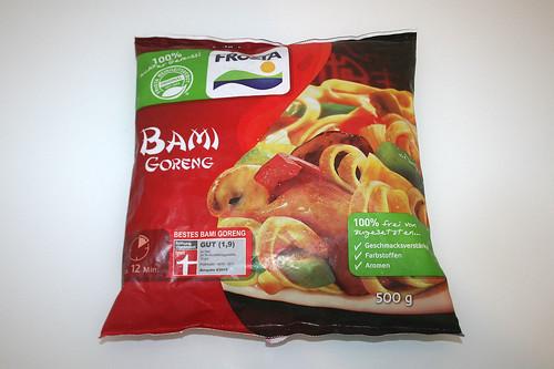 01 - Frosta Bami Goreng - Packung vorne