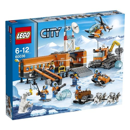 LEGO City 60036 Box