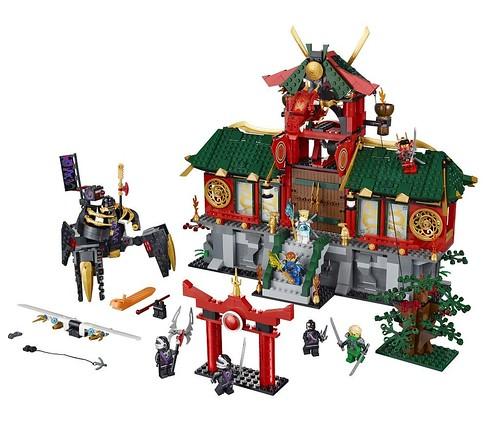 LEGO Ninjago 70728