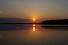 Lake Crabtree Sunset
