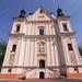 Barokowa fasada kościoła pobernardyńskiego w Łukowie by Polek