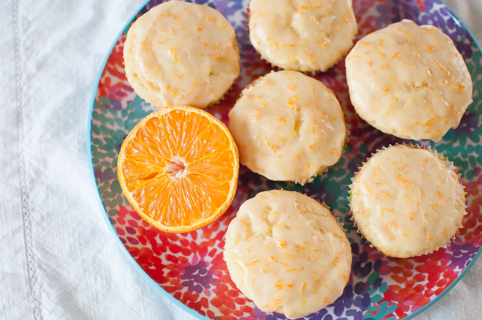Double Orange Muffins 3