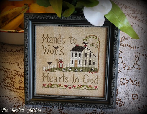 Little House Needleworks_Hands to Work