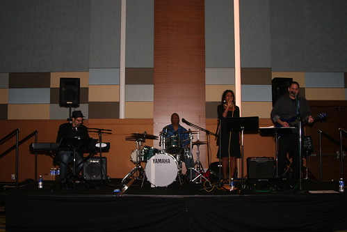 Urban Blue band performs for Relay for Life fundraiser