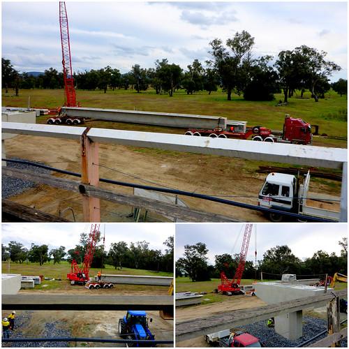 New Holman Bridge, Gooloogong