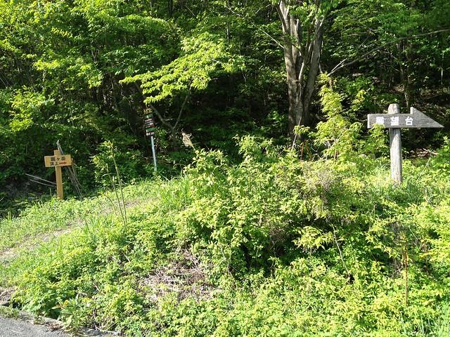 瓢ヶ岳 ふくべの森 展望台登山口