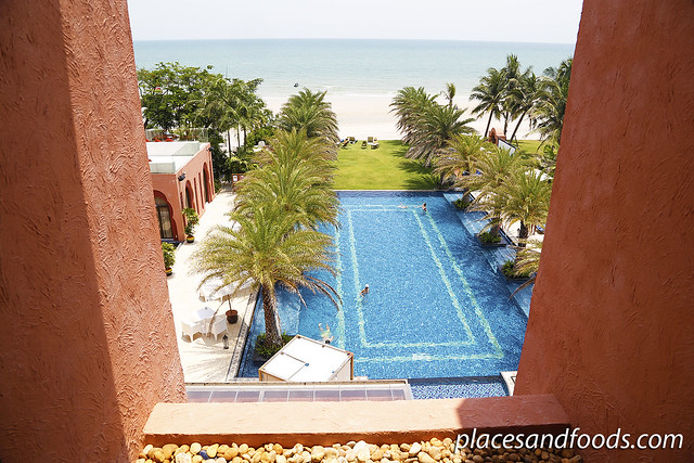 Marrakesh Hua Hin Resort and Spa swimming pool