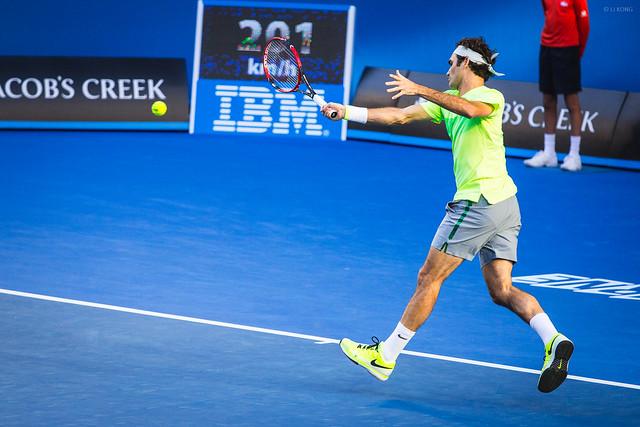 Australian Open 2015 - Day 1