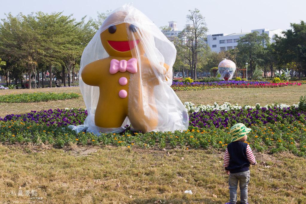 台南私藏景點-水萍塭公園 (11)