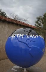 earth last...