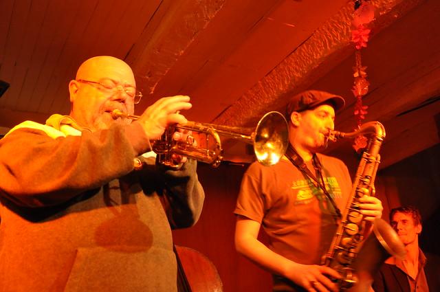 Jean-Loup Longnon & Olivier Temime (Jazz Explosion !) by Pirlouiiiit 23012015