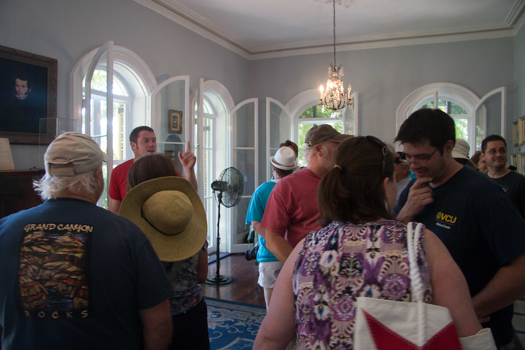 Inside the Hemingway House