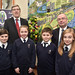 Visit to Cookstown Schools, 28 January 2015