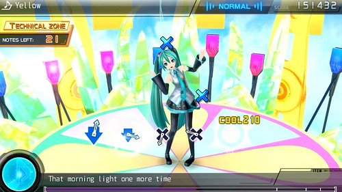 Hatsune Miku: Project DIVA F 2nd - February DLC Update