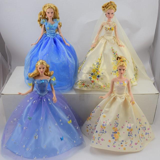 Disney Princess Royal Ball Cinderella Doll: Live Action Movie