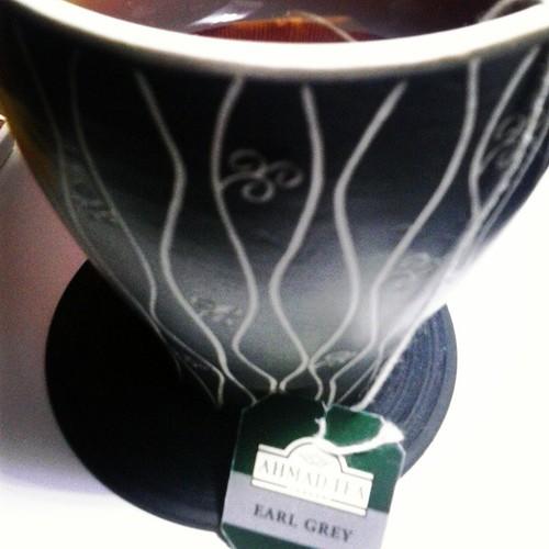 Earl Grey #MyDailyCupOfTea #EarlGrey #tea #cups #tè #tazze #AhmadTea #teatime